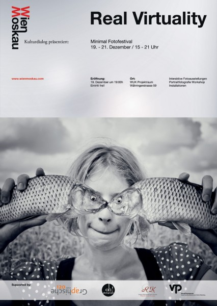 Wien Moskau  Real Virtuality Fotofestival